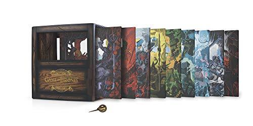 Game Of Thrones Complete Collector'S Limited Edition (33 Blu-Ray) [Edizione: Regno Unito] [Blu-ray]