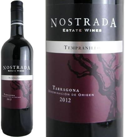 ノストラーダ テンプラニーリョ 2017 スペイン 赤ワイン 750ml