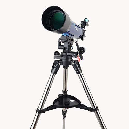 Busirsiz Telescopio astronómico, Visión telescopio...