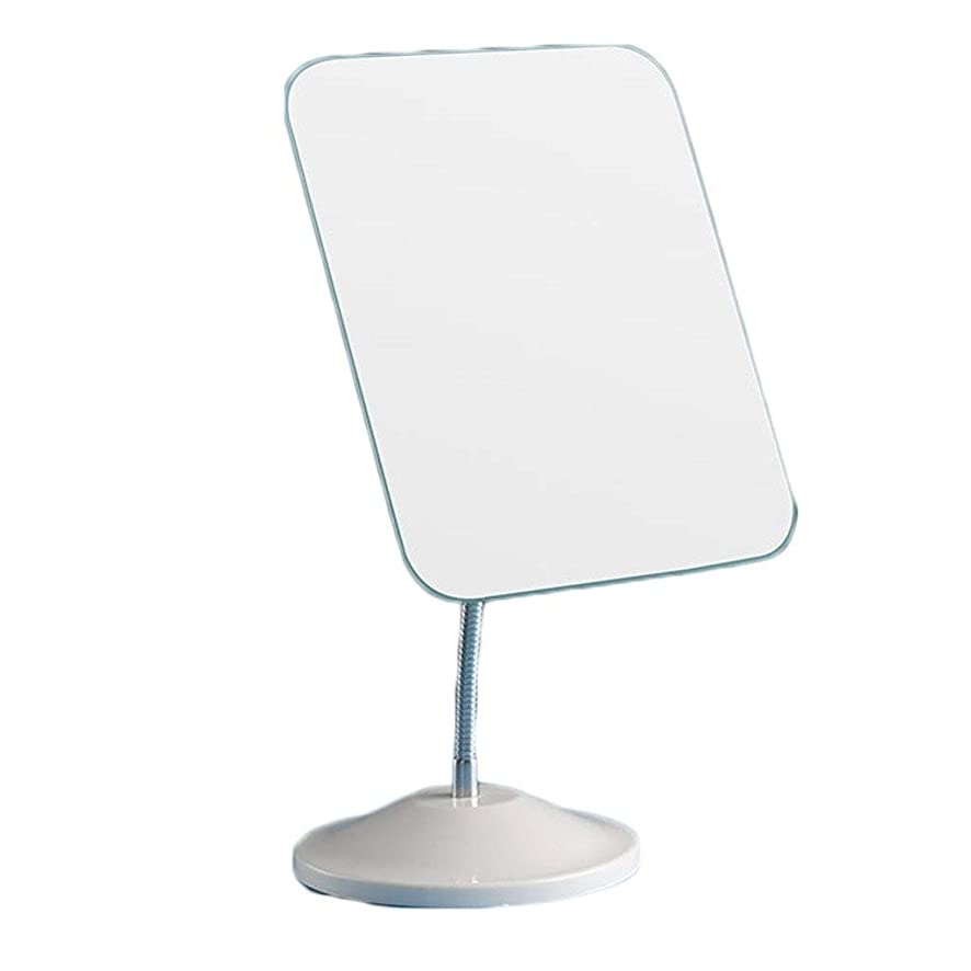 シェア月折るミラー-長方形のミラー調整可能な金属ホース大型HDミラー、6インチ、7インチ、8インチ (Size : 8 inches)