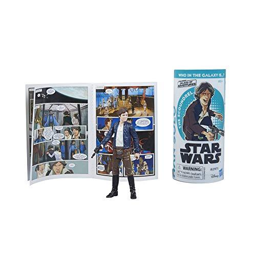 Hasbro Star Wars Figur 9.5cm Han Solo (456E5648)