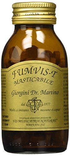 Dr. Giorgini Integratore Alimentare, Fumvis Masticabile Pastiglie - 90 g