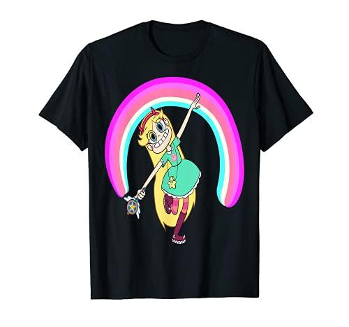 Camisetas Star vs las fuerzas del mal Camiseta