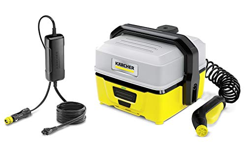 APH-Reinigungstechnik Kärcher Mobile Outdoor Cleaner OC 3 + KFZ-Adapter 1.680-015.0 / 2.643-876.0