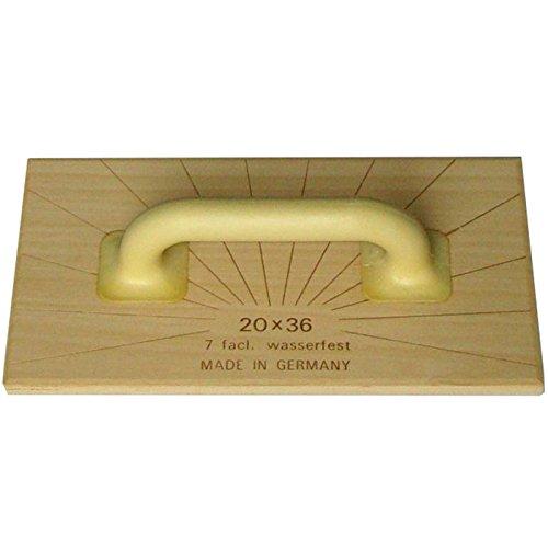 Stubai Holz-Reibebrett Abachi 200x360