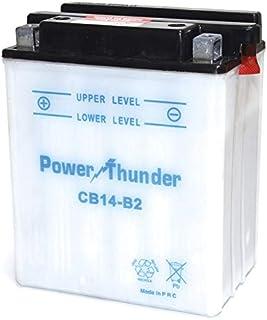 BATTERIA POWER THUNDER 12V/14AH YB14-B2