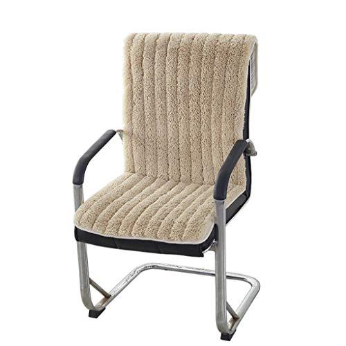 HUOLEO Kussens voor bureaustoel, antislip, wasbaar, comfortabel zitkussen voor tuinstoel