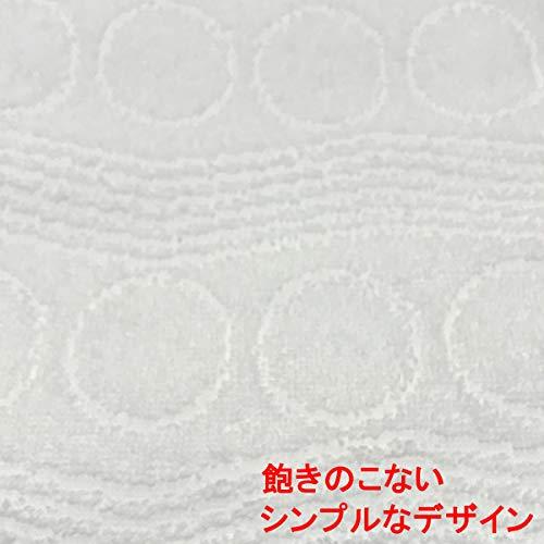 『IMシリーズ 今治ブランド ホテル仕様 バスタオル 2枚セット 白』の5枚目の画像