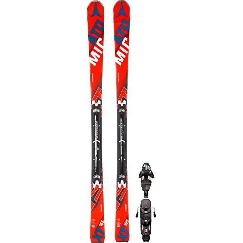 ATOMIC All-Mountain Ski orange 165