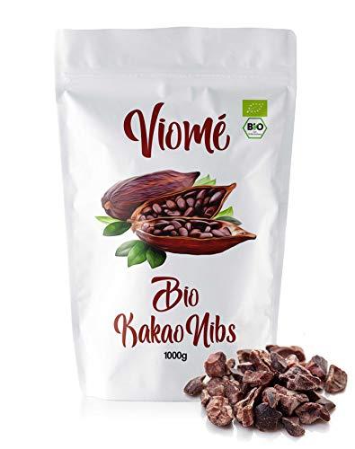 Viome Rohe Bio Kakaonibs 1kg (1000g)