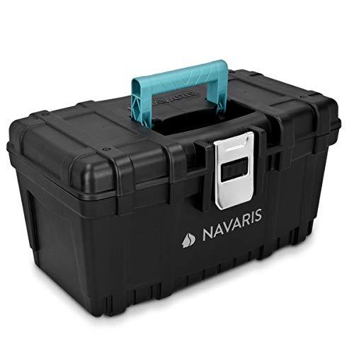 Navaris 16 Inch Multi-Purpose Tool Box