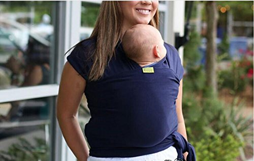 Lumière Matière extensible Porte-bébé Porte-bébé bébé Wraps, gris, taille unique