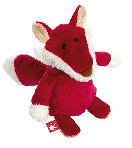 sigikid, Mädchen und Jungen, Stofftier, Mini Fuchs, Sweety, Rot, 38821