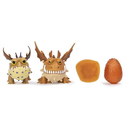 Entrenando A Tu Dragon como Entrenar a tu Dragón Mini Dragones en Evolución Albóndiga Toy