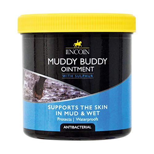 Lincoln Muddy Buddy Ointment Antibacterial Waterproof Mud Barrier 500G