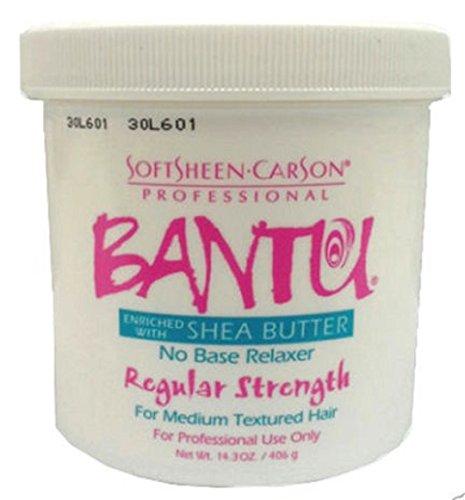 Bantu No Base Relaxer - Regular 15 oz. (Pack of 2)