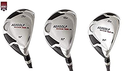 AGXGOLF Men's Magnum XS