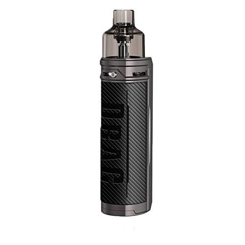 VOOPOO Drag X Mod Pod Kit 80W 4.5ml PnP Pod Tank GENE.TT Chip E-cig Electronic Cigarette Vaporizer Pod System Vape Kit (Carbon Fiber)