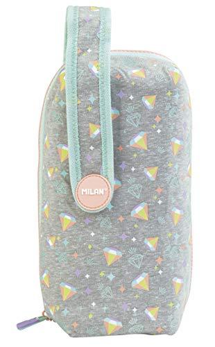 MILAN Kit 4 estuches con contenido Sugar Diamond, diamantes