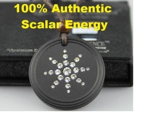BioEnergy International Leistungsstarke Quantum Scalar-Energie-Anhänger Bio Halskette Gleichgewicht Powe 145