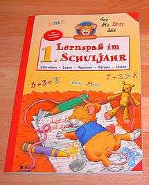 Leo Lausemaus - Lernspaß im 1. Schuljahr