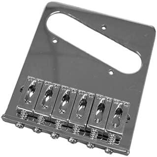 Fender Standard Series Telecaster Bridge Assembly - Chrome