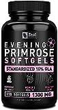 Evening Primrose Oil Capsules (150 Liquid Softgels |...