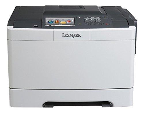 Lexmark Impresora láser a color 28E0070, blanco