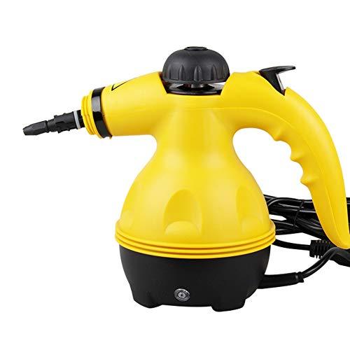 Handheld Steam Cleaner, Multi-Function Stoomreiniger hoge temperatuur en hoge druk stoom te verwijderen Multiple oppervlak vlekken, geschikt voor huis of auto