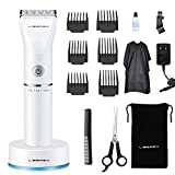 Best Cordless Hair Clippers - Liberex Cordless Electric Hair Clippers Review