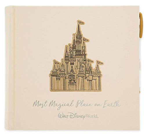 Walt Disney World Faux Leather Photo Album - Most Magical Place on Earth