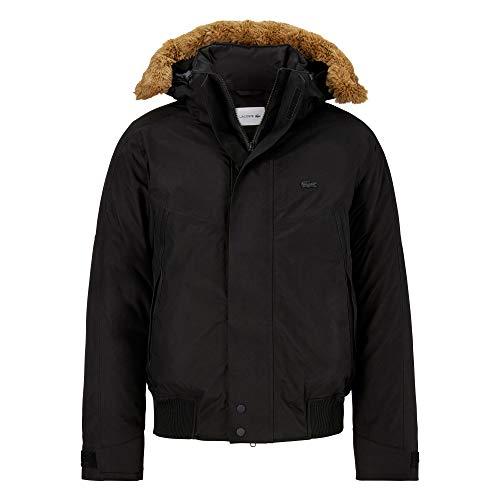 Lacoste BH8400, functionele jas voor heren, blouson, donsjack, winterjas, regular fit