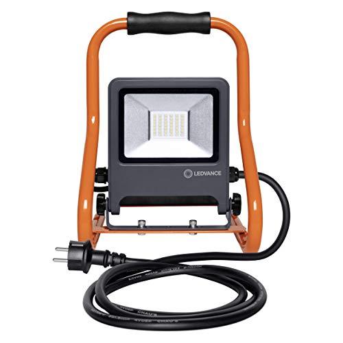 LEDVANCE LED Arbeitslicht, Leuchte für Außenanwendungen, Kaltweiß, R-Stand, LED Worklight