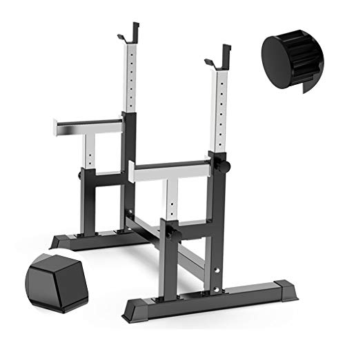 Fitness Chair Squat Rack Multifunctional Squat Rack Professional Bench Bench Home Fitness Weightlifting Bed Commercial Gantry Training Equipment Fitness Equipment Board