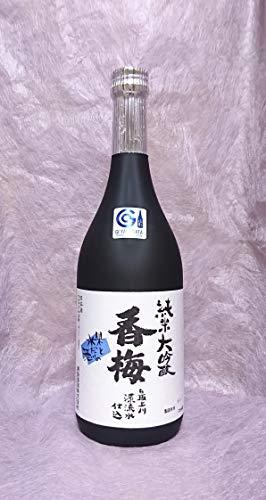 香梅 [純米大吟醸酒]
