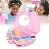 Kid Beauty Makeup Toy, Kid Makeup Soluble en Agua Toy Miniatura Beauty Box Cosmética Decoración Toy para Satisfy Girl'S Princess Dream(Princess Toy)