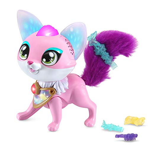 VTech- Sparklings Gema Unicornio Interactivo, Multicolor (3480-530267)