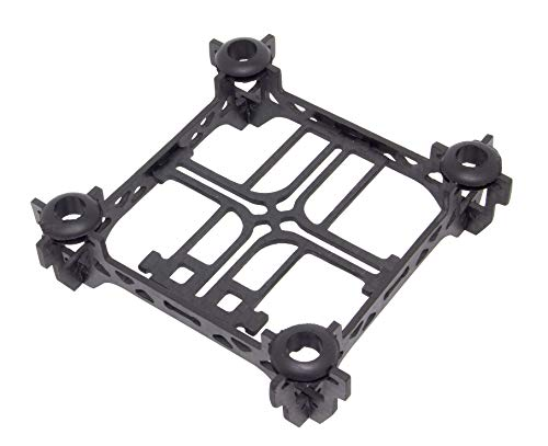 MissBirdler Mini 80mm QX80 Carbon Fiber Karbon Frame FPV FPV-Frame Raceframe FPV-Racing FPV-Freestyle Drone-Racing Quadcopter for FPV Flying Quad Racing LOS