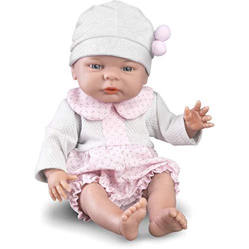 Boneca Roma Babies - Hora Da Vacina Roma Jensen Boneca Branca