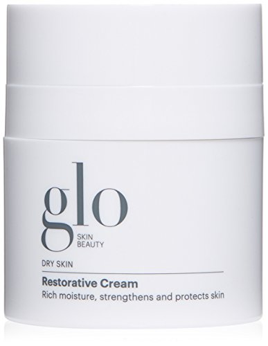 Glo Skin Beauty Restorative Cream | Deep Conditioning Face Moisturizer with Antioxidants for Dry...