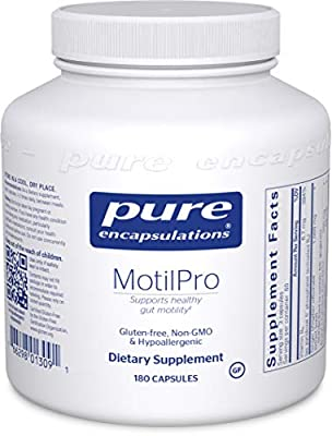 Pure Encapsulations - Motilpro 180's