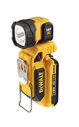 DEWALT DCL044-XJ -Lámpara de inspección 18V sin cargador/batería