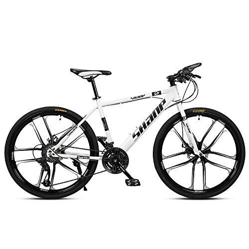 Bicicleta de montaña 30 Velocidad 26 Pulgadas Llanta de Bicicleta MTB Bicicleta...