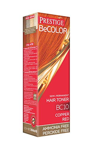 Be Color - Semipermanente Haarcoloration, Farbe ohne Ammoniak 100 ml