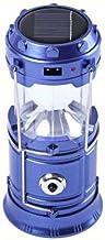 Uspech Solar Emergency Light Bulb/Lamp - Travel Camping Lantern - Assorted Colour