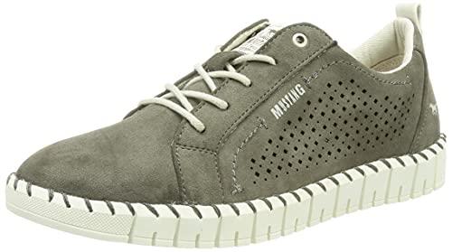 MUSTANG Damen 1379-303 Sneaker, Grau, 38 EU