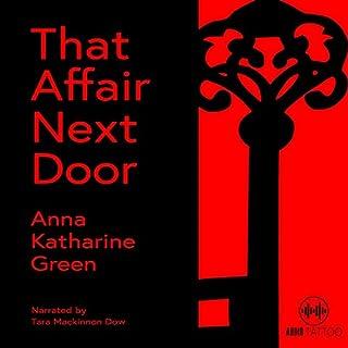 That Affair Next Door cover art