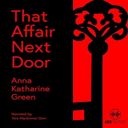 That Affair Next Door copertina