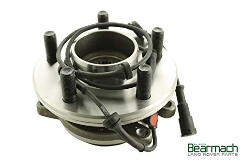 Read About BEARMACH OEM - Discovery 2 Front Wheel Hub Part# TAY10006
