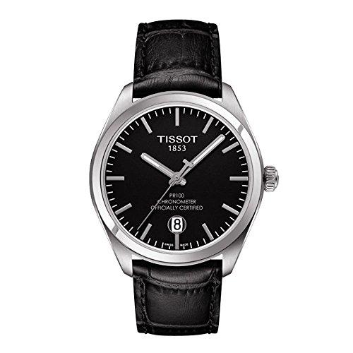 [Tissot] TISSOT watch PR 100 Quartz chronometer T1014511605100 Men's...
